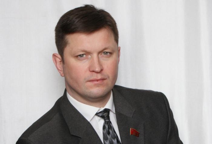 Денис АХРОМКИН выдвинут от КПРФ на должность главы города Сергиев Посад