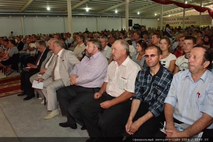 В Марий Эл прошел Всероссийский Совет работников агропромышленного комплекса