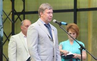 Алексей Русских поздравил жителей Волоколамска с Днем города