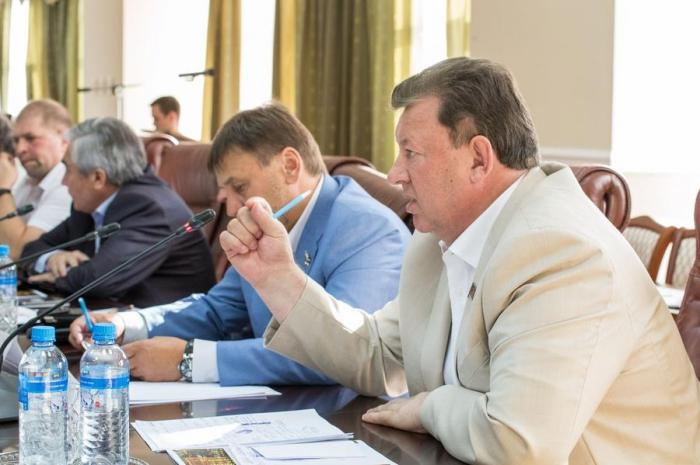 «Фонду борьбы с лесными пожарами - быть!». В.И. Кашин принял участие в заседании коллегии Министерства природных ресурсов и экологии