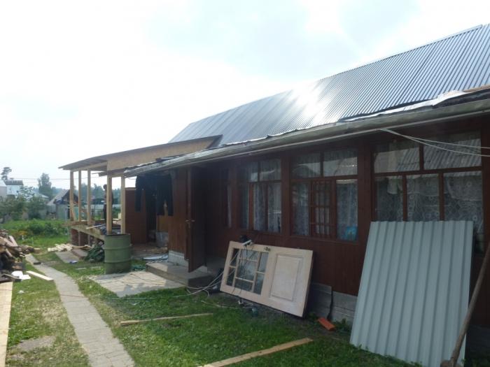 Помощь пострадавшим от стихийного бедствия стала заботой КПРФ