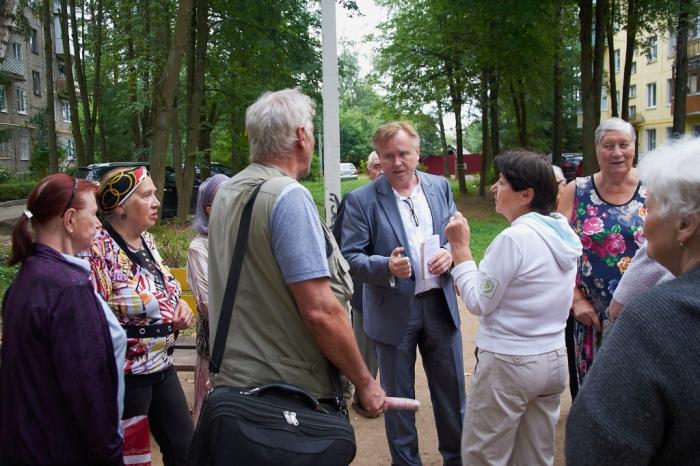 Александр Голуб: «Продолжаем бороться за интересы людей»