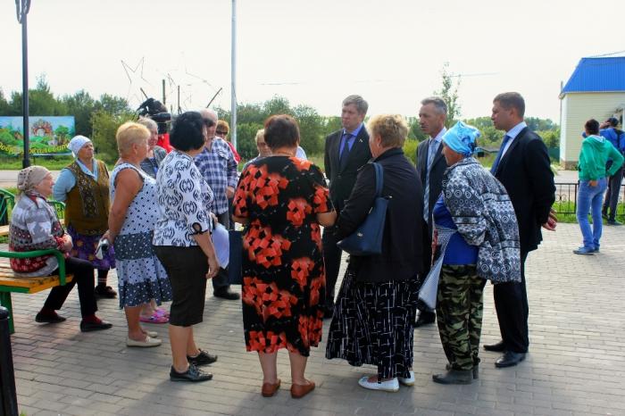 «Занятия спортом - залог успеха в жизни!»: Алексей Русских на празднике спорта в Волоколамске