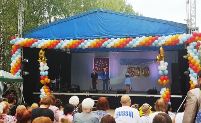 Дмитрий Кононенко встретился с жителями поселка Запрудня