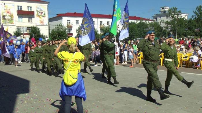 Алексей Русских поздравил жителей Солнечногорья с Днем города
