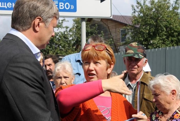 Алексей РУССКИХ: «Мы берем любую проблему на контроль, и отстаиваем интересы людей»