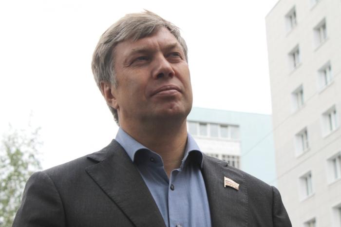Алексей Русских сдал кровь для детей с онкологическими заболеваниями