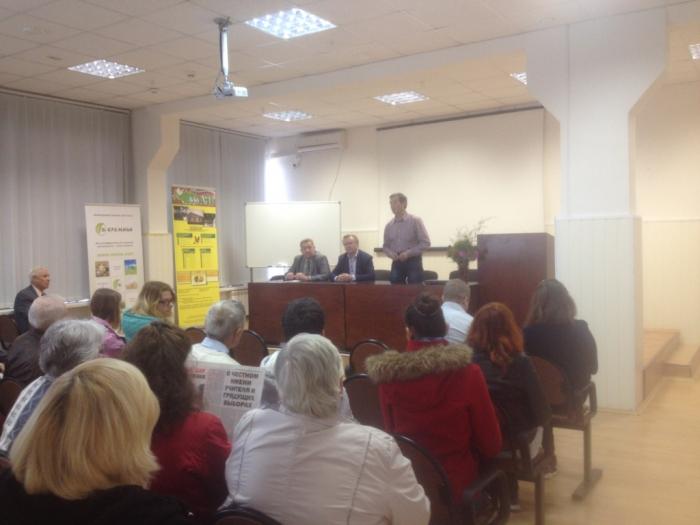 Александр Голуб: «Государство обязано поддерживать отечественные производственные коллективы. Это одна из форм социальной и экономической защиты населения»