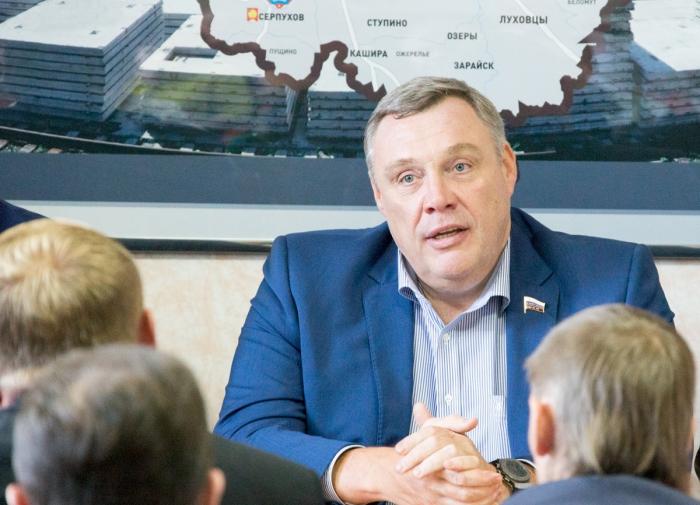 Борис Иванюженков о кредитах, возрождении страны и новой налоговой системе