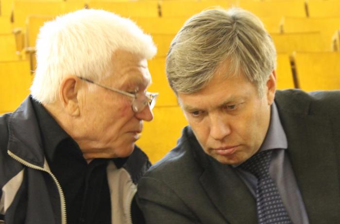 Солнечногорцы Алексею Русских: «Наведите у нас здесь порядок!»