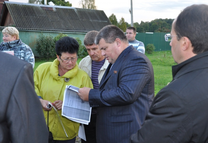 КПРФ - против строительства мегасвинарника в Зарайском районе!
