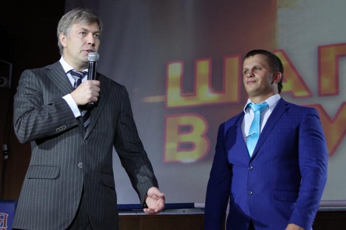 Спортивный турнир по единоборствам «Шаг в будущее» прошел в Красногорске