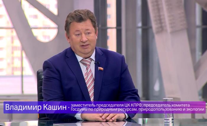 Владимир Кашин принял участие в программе Интервью 360