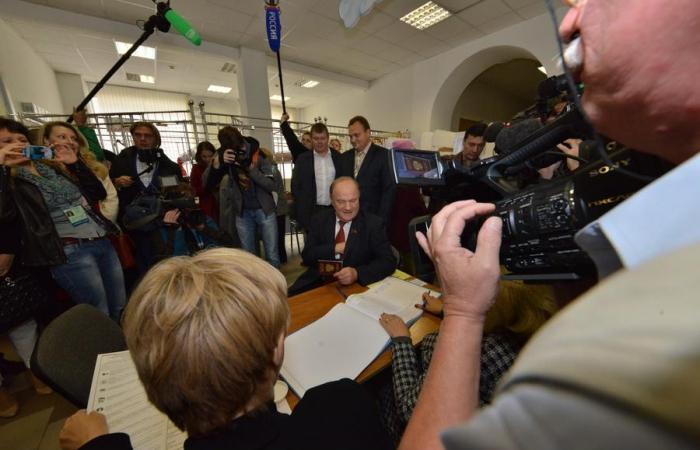 Г.А. Зюганов: Надо выполнить свой гражданский долг и дружно проголосовать!