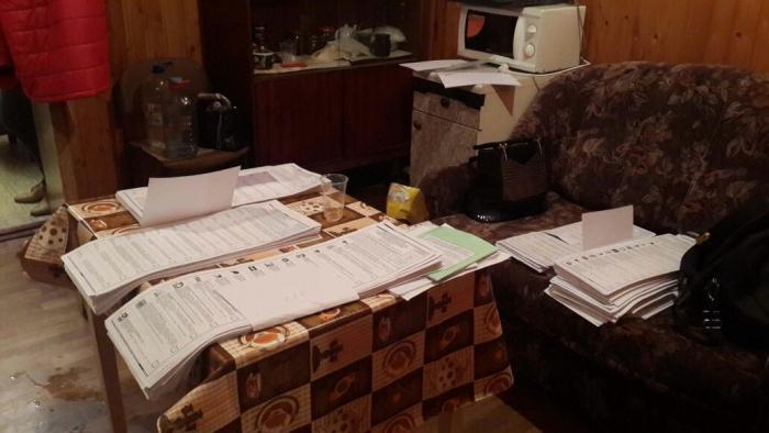 В Софрино обнаружены 800 незаполненных бюллетеней