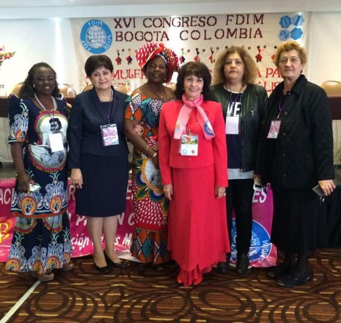 Женщины мира за мир