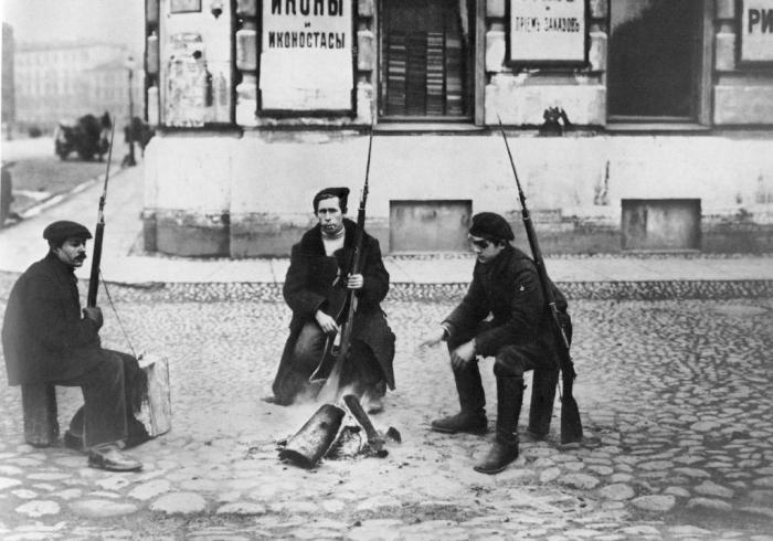 Октябрьская революция 1917 года в Подмосковье