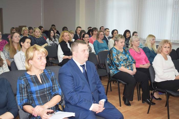 Александр Наумов поздравил с профессиональным праздником сотрудников налоговой службы в Ступино