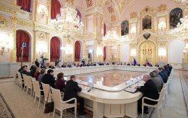 Путину доложили на СПЧ о нарушении прав населения при проведении административной реформы в Подмосковье