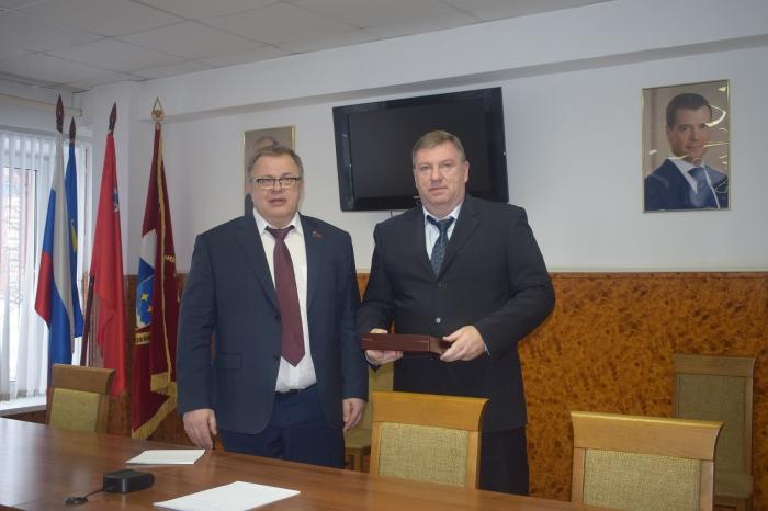 Александр Наумов принял участие в круглом столе по противодействию коррупции в Ступино