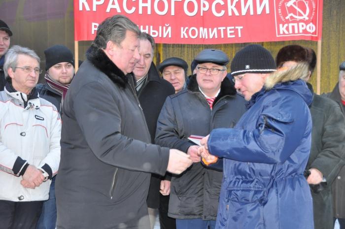 58-й гуманитарный конвой стартовал в Новороссию
