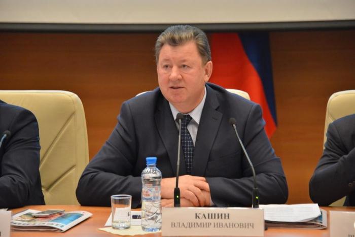 В.И. Кашин: «Наша общая задача – добиться, как минимум, удвоения расходов федерального бюджета на цели развития АПК»