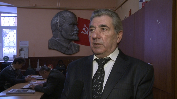 Интервью Ш.В. Вердихановa на пленуме Орехово-Зуевского РК КПРФ