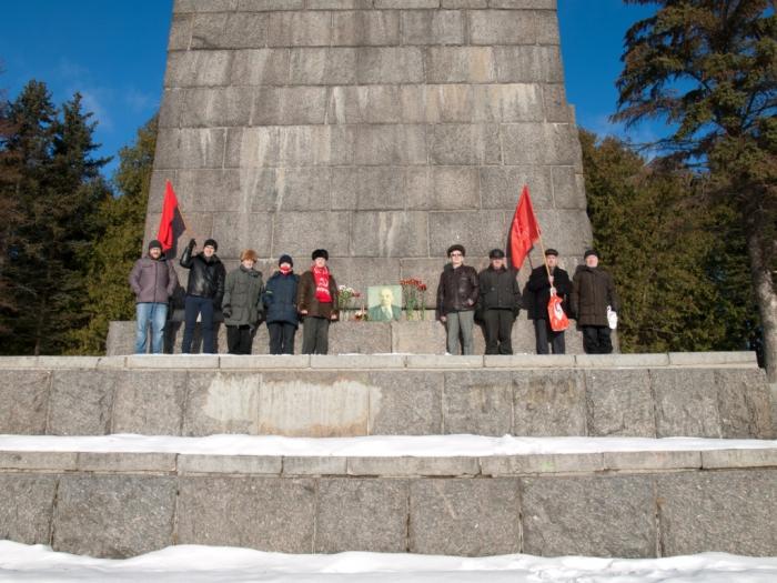 День памяти В.И. Ленина в Дубне