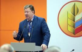 В.И. Кашин принял участие во Всероссийском агрономическом совещании