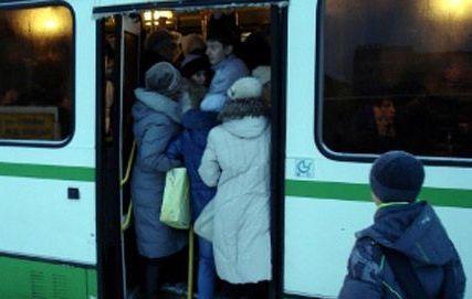 В Подмосковье очередной скандал: Дома построили, а автобусы пустить забыли