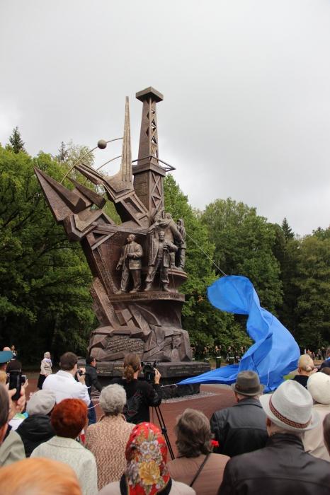К 75-летию со дня освобождения г. Наро-Фоминска от фашистов
