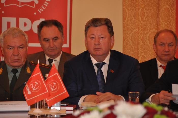 Участники Совета народно-патриотических сил России обсудили обращение Г.А. Зюганова «Время властно требует новой политики»