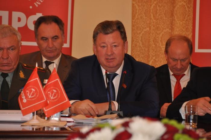 Владимир Кашин рассказал как программа КПРФ поднимет страну с колен
