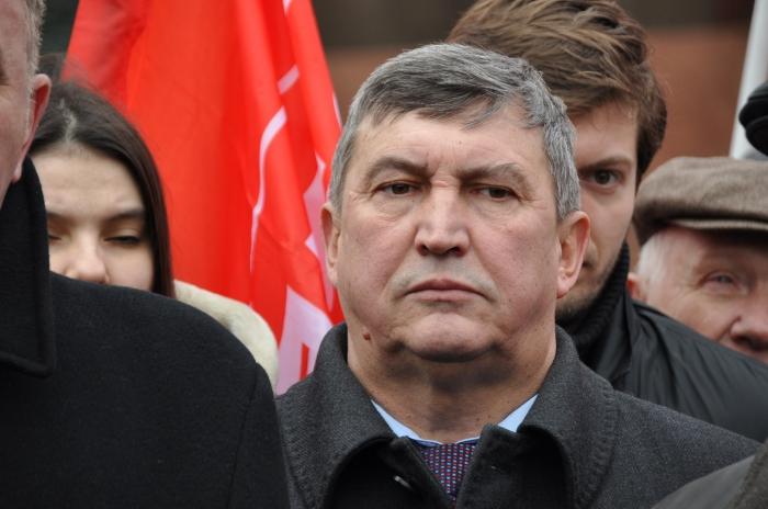Г.А. Зюганов: Только воля Ленина и Сталина спасла Россию от полного распада