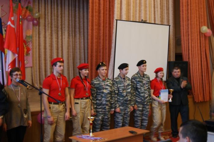 Соревнования по стрельбе «Ворошиловский стрелок» прошли в Воскресенском районе