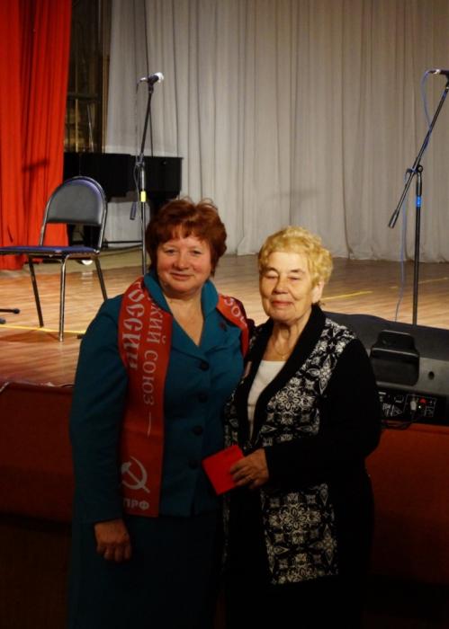 В Подольске состоялось торжественное мероприятие, посвященное Международному женскому дню