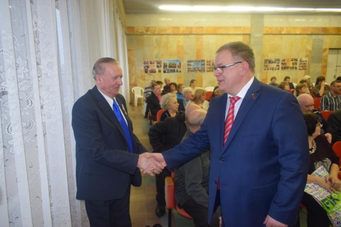 25-летие Совета ветеранов Серпуховского завода «Металлист»