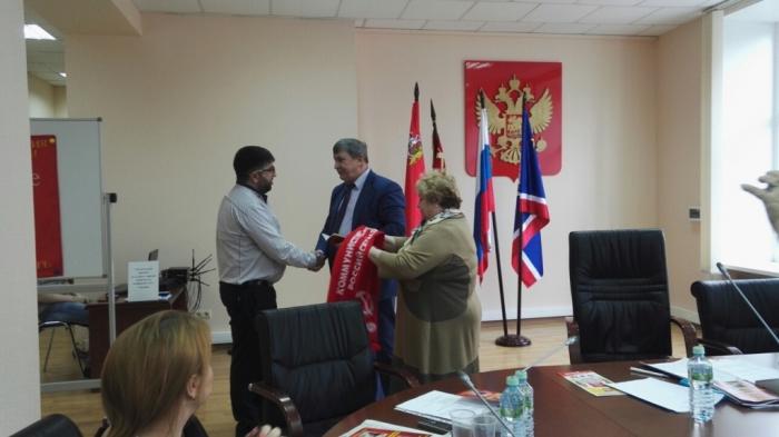 Состоялась 48-ая отчётная конференция Королёвского ГК КПРФ