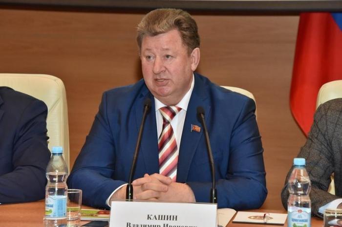 В.И. Кашин провел парламентские слушания о законодательном обеспечении развития переработки сельскохозяйственной продукции