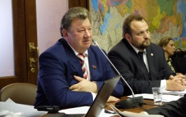 Народ России объявил электронный ГУЛАГ вне закона. Круглый стол во фракции КПРФ в Госдуме