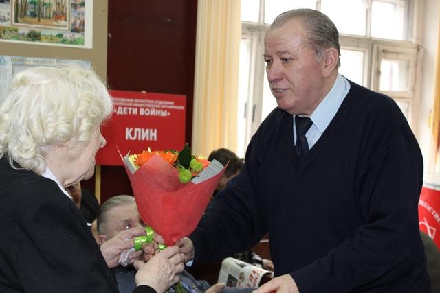 Коммунисты Клина подвели итоги работы за год