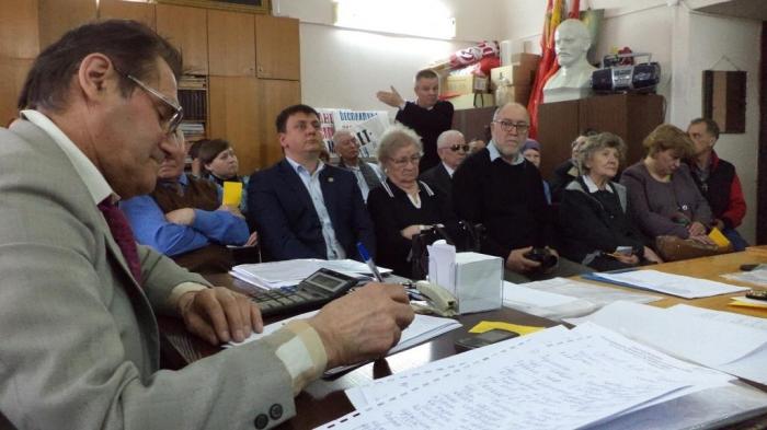 Коммунисты Можайска обсудили пути дальнейшей работы по усилению влияния КПРФ