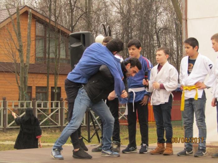 Спортивно-развлекательное мероприятие «Земля Родная» в Люберцах