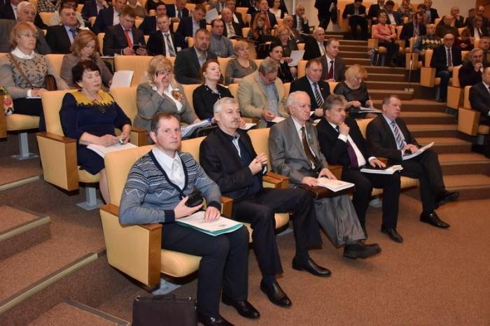 В.И. Кашин провел в Госдуме круглый стол на тему: «Актуальные вопросы развития садоводства и питомниководства»