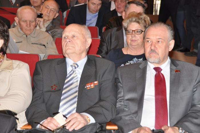 Состоялась 47-ая отчетная конференция коммунистов Подмосковья
