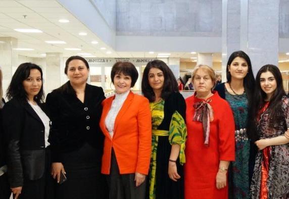 Роль женщины в борьбе против исламского радикализма