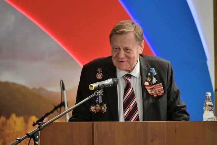 В Мособлдуме состоялось торжественное мероприятие Совета ветеранов Подмосковья, посвященное 72-ой годовщине Победы
