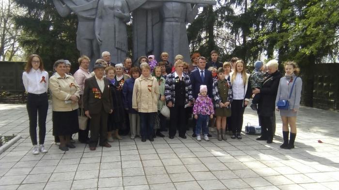 В Щелково прошли торжественные мероприятия, посвященные Дню Победы