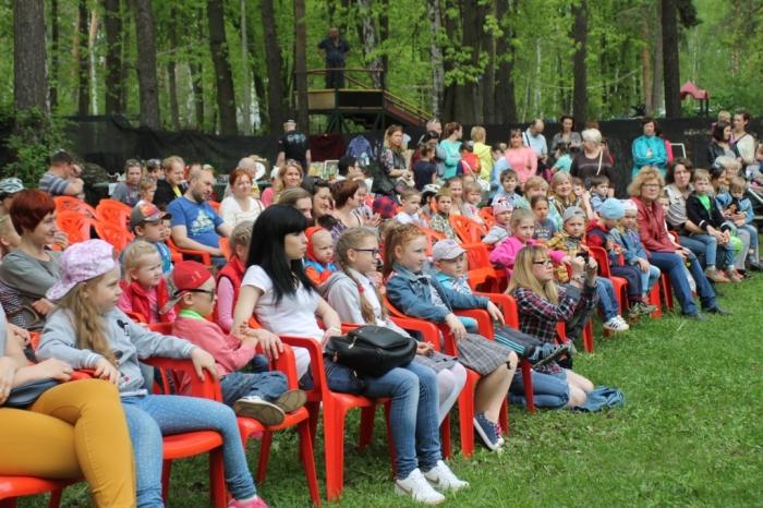 Малаховка – праздник общения