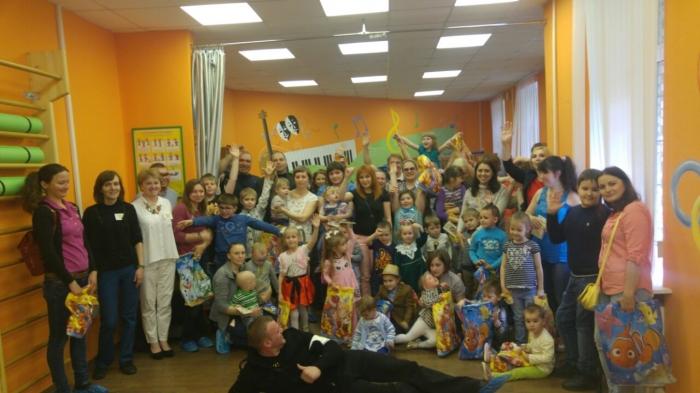 «Русский лад» в Люберецком социально-реабилитационном центре для несовершеннолетних